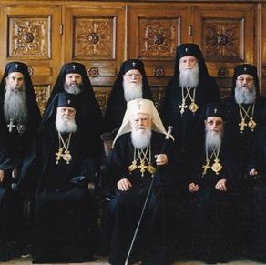 sinodos voulgarias
